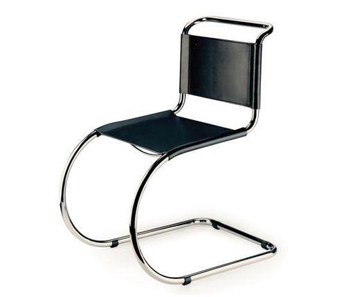 Storia della sedia MR10